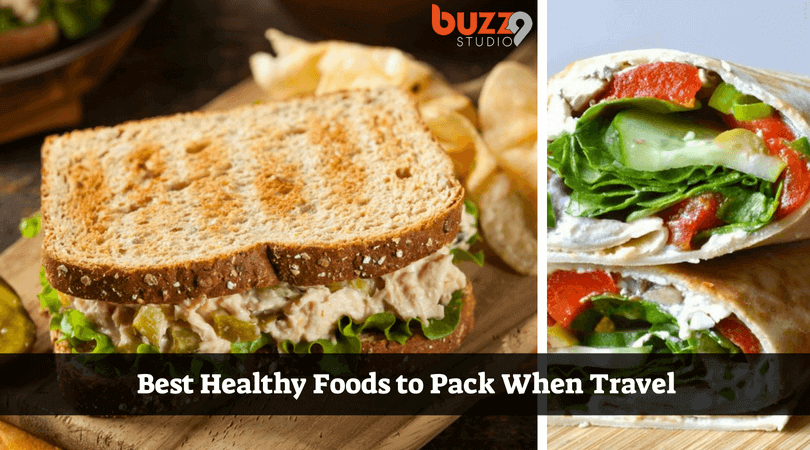 Best Healthy Foods to Pack When Travel