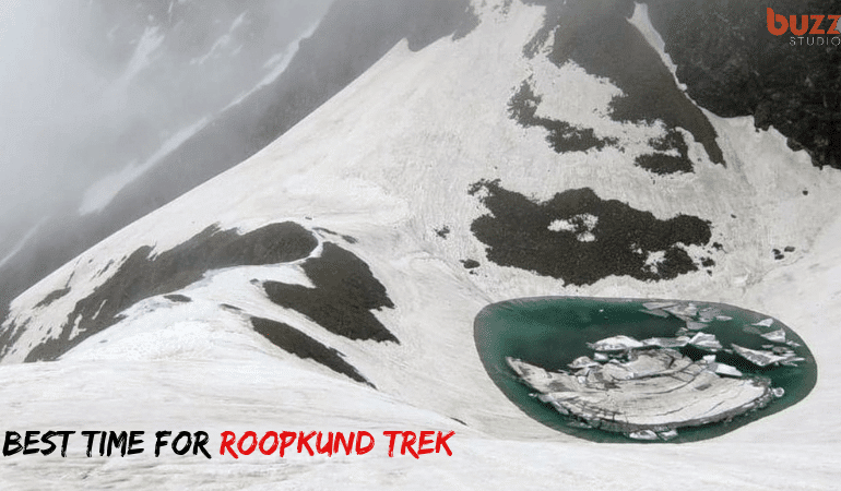 Best Time for Roopkund Trek